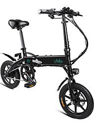 Недорогие -fiido d1 складной электрический велосипед для мопеда городской велосипед пригородный велосипед три режима езды 14-дюймовые шины 250 Вт мотор 25 км / ч 10.4ah литиевая батарея Диапазон 40-55 км
