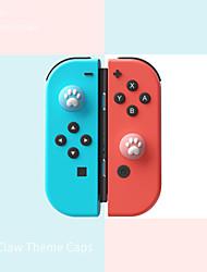 cheap -Game Controller Accessory For Nintendo Switch / Nintendo Switch Lite Portable Game Controller Accessory Silicone 4pcs unit