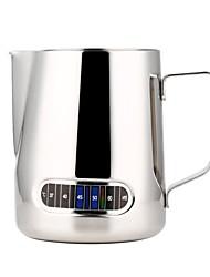 Недорогие -Кувшин для приготовления эспрессо с электронным термометром 20 унц