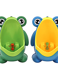 cheap -New Arrival Baby Boy Potty Toilet Training Frog Children Stand Vertical Urinal Boys Penico Pee Infant Toddler Wall-Mounted