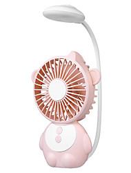 Недорогие -мини открытый летний охлаждающий вентилятор настольный светильник типа обезьяна эльф 2 в 1 с функцией Power Bank