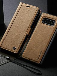 Недорогие -новый водонепроницаемый крафт-бумага магнитный кожаный флип чехол для iphone 11/11 pro / 11 pro max слот для карты слот для карт памяти съемный чехол для iphone / xr / xs max / 8 plus / 7 plus / 6