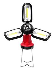 Недорогие -удар водить работа складной свет USB перезаряжаемый портативный аварийный прожектор стенд