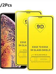 cheap -9D Screen Protector for iPhone SE2 8 7 6 Plus Protection Glass 9H full Cover Tempered Glass for iPhone 11 Pro Max X XR XS Max