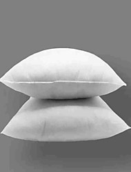 cheap -2pcs Pillow insert Compressed Pack Pure Cotton White 50x50cm suitable for pillow case size 45x45cm
