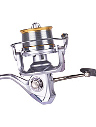 cheap -Fishing Reel Spinning Reel 4.1:1 Gear Ratio 6 Ball Bearings Foldable for Sea Fishing / Spinning / Jigging Fishing