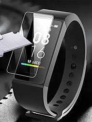 Недорогие -5 шт протектор экрана для xiaomi redmi band закаленное стекло прозрачное высокое разрешение (hd) царапинам / твердость 9 ч