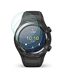 Недорогие -3шт закаленное стекло-экран протектор для часов Huawei 2