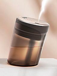 cheap -Car Steam Air Humidifier Mini Air Purifier Aromatherapy Essential Oil Mist Maker Fogger