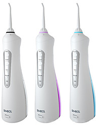 cheap -Teeth Washer Water Floss Portable Mouth Washer Household Electric Ultrasonic White Tooth Washer