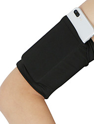 cheap -Phone Armband Running Armband for Hiking Outdoor Exercise Running Traveling Sports Bag Reflective Adjustable Waterproof Polyester Women's Men's Running Bag Adults