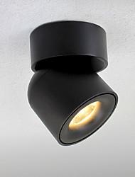 Недорогие -Nordic светодиодные яркие установки прожекторов простой фон стены регулируемые вниз огни бытовые крыльцо оспы фокус