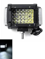 cheap -10-30V 120W 7000K 40 LED Work Cube Side Shooter Light Bar Spot Driving Offroad SUV ATV UTV 4WD IP67
