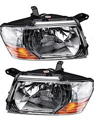 Недорогие -лампочки Litbest автомобилей светодиодные фары для Мицубиси Мститель