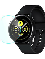 cheap -3Pcs For Samsung Galaxy Watch Active 2 40mm 44mm Tempered Glass Screen Protector 9H Hardness