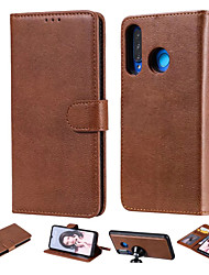 cheap -New Business Leather Flip Case For Huawei P30 / P30 Pro / P30 Lite / P20 / P20 Pro Wallet Stand Detachable Magnetic 2 in 1 For Huawei P Smat 2019 Cover