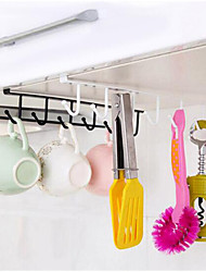 cheap -High Quality with Iron Rack & Holder Multifunction Kitchen Storage 6 pcs