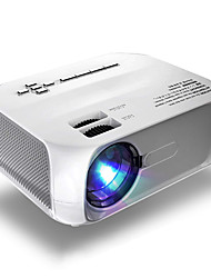 cheap -S5 Full HD LED Projector 4K 4800 Lumens HDMI USB 1080p Portable Cinema Proyector Beamer