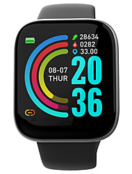 cheap -W6 Unisex Smart Wristbands Fitness Band Bluetooth Waterproof Heart Rate Monitor Blood Pressure Measurement Sports Information Pedometer Call Reminder Activity Tracker Sleep Tracker Sedentary Reminder