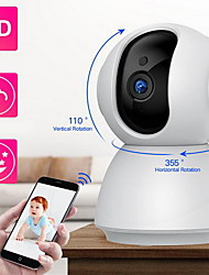 cheap -SDETER 1080P IP Camera Security Camera WiFi Wireless CCTV Camera Surveillance IR Night Vision P2P Baby Monitor Pet Camera