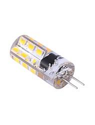 cheap -G4 LED Bulb Bi-Pin Base Lampe Spot 2835 SMD 24 LEDs 220V 20W Halogen Bulb Equivalent 2W Pour Maison 360 Degree White Warm White 1pc