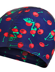 cheap -Swim Cap for Adults Chinlon Waterproof Soft Stretchy Swimming Surfing