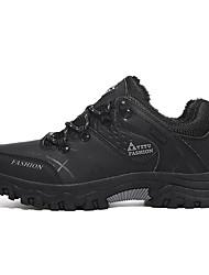 cheap -Unisex Sneakers Hiking Shoes Hiking Boots Windproof Rain Waterproof Anti-Slip Hiking Travel Winter Black Army Green Grey khaki