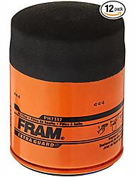 Недорогие -fram ph7317 дополнительный навесной масляный фильтр для легкового автомобиля 12 штук