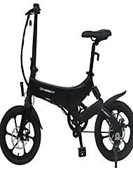 Недорогие -[eu direct] onebot s6 портативный складной электрический мопед велосипед 36 В 250 Вт 3 режима складывания электрический велосипед мопед 25 км / ч максимальная скорость максимальная нагрузка 120