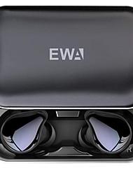 cheap -EWA T200 TWS True Wireless Earbuds Wireless Bluetooth 5.0 Stereo HIFI with Charging Box Waterproof IPX7 Sweatproof for Premium Audio