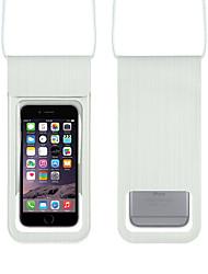 Недорогие -Защитная сумка Мобильный телефон сумка для Легкость Дожденепроницаемый Пригодно для носки 6 дюймовый PU 3 m