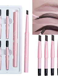 cheap -Eyebrow Color Waterproof Kits Retractable Makeup Eye Cosmetic Health&Beauty Straight Dry Long Lasting Water Resistant Birthday Thank You Gift Cosmetic Grooming Supplies