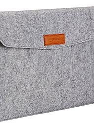 Недорогие -Универсальные Молнии Микроволокно Портфель Сплошной цвет Светло-серый / Темно-серый
