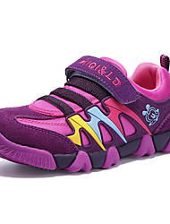 cheap -Boys' / Girls' Comfort Suede / Mesh Trainers / Athletic Shoes Big Kids(7years +) Purple / Yellow / Blue Spring