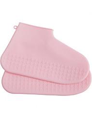 cheap -Unisex Shoe Cover Print Antibacterial PVC(PolyVinyl Chloride) EU36-EU46