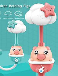 Недорогие -детская ванна для купания электрический душ играть вода детская ванна ванна автоматика детская душевая ванна игрушки насадка для душа смеситель