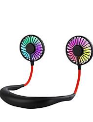 cheap -Fan Cute / LED Light / Color Gradient Plastic / ABS+PC Universal / Home Decoration