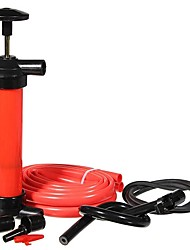 cheap -Portable 200cc 5L/min Siphon Water Oil Fuel Hand Pump Air Inflator