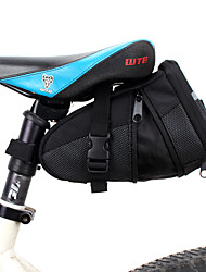 cheap -Bike Saddle Bag Belt Pouch / Belt Bag 6.2 inch Cycling for Similar Size Phones Black Road Bike Outdoor Exercise Auto