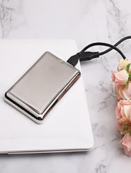 Недорогие -YD0013 2,5-дюймовый USB3,0 SATA внешний жесткий диск пластиковый пыленепроницаемый