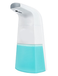 cheap -Automatic Soap Dispenser Touchless Foaming Hand Soap Dispenser Plastic 310ml Waterproof Battery Operated Soap Dispenser Foaming Pump for Kitchen or Bathroom Countertops