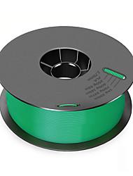 Недорогие -simax3d 1,75 мм плафоновая нить красная для 3d принтера экструдер ручка пластиковые аксессуары шпули импрессора 3d филаменто-зеленый