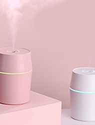 cheap -Air Humidifier USB Portable Multi-Functional Humidifier 200ml Air Purifying Mist Maker
