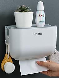 Недорогие -настенное крепление держатель для туалетной бумаги полка салфетка водонепроницаемый лоток для туалетной бумаги рулон бумажной трубки ванной ящик для хранения организатор
