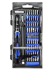 Недорогие -многофункциональные ручные инструменты для ремонта компьютеров, набор отверток из стали 72 в 1, мобильные многофункциональные инструменты для обслуживания комбинированных станков