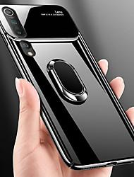 Недорогие -магнитное кольцо объектива защитный чехол для телефона чехол для xiaomi redmi note 8 pro mi 10 pro mi 9t pro mi 9 se k30 k20 pro гладкая жесткая задняя крышка для ПК для se 2020 тонкий модный