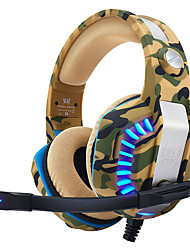 cheap -KOTION EACH G2000 Second Generation Gaming Headphones with Microphone Led Light Noise Reduction Headphone for Computer Gamer Stereo Headset
