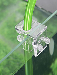 cheap -Acrylic Fixing Clip of water inlet and outlet fixing Frame