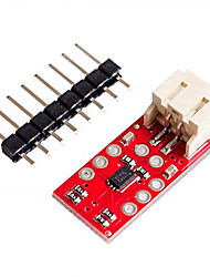 cheap -LiPo Fuel Gauge Li-battery detection module A/D conversion IIC MAX17043