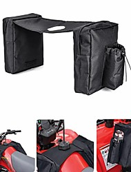 cheap -Motorcycle Canvas Fuel Tank Saddlebags Motorbike Left Right Side Saddle Swingarm Tool Bags